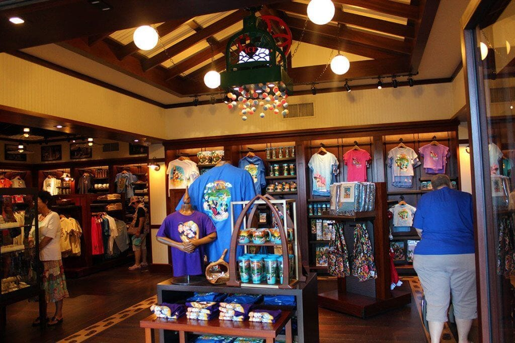 Kalepa's Store.  This is the gift shop where the PhotoPass counter is located.